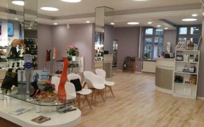 Wiedereröffnung Fa. Kriwat nach Umbau – Malereibetrieb Schneider & Menzel GmbH sagt Danke