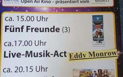 Forum  > 7 unterstützt Open Air Kino Event in Preetz